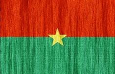 flag Burkina Faso