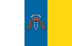 flag Canary Islands