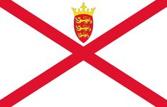flag Channel Islands (Guernsey and Jersey)