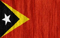flag East Timor