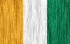 flag Ivory Coast