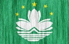 flag Macao