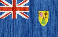 flag Turkey and Caicos Islands