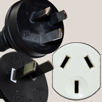 Sockets and plugs in East Timor