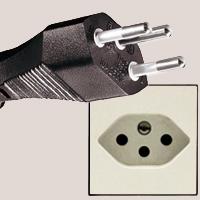 Sockets and plugs in Liechtenstein