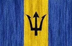 flag Barbados