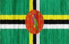 flag Dominique