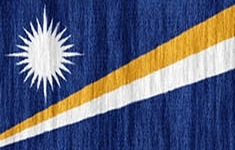 flag Marshall islands