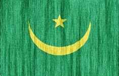 flag Mauritania