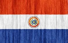 flag Paraguay