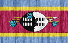 flag Swaziland