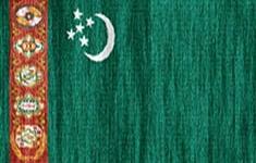 flag Turkmenistan